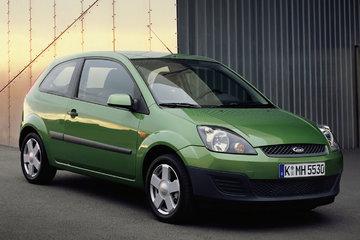 Fiesta 2005-2008