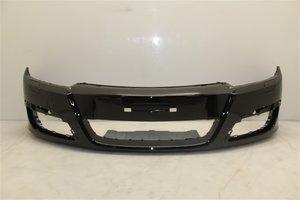 Voorbumper Opel Astra H | Black sapphire  Z20R