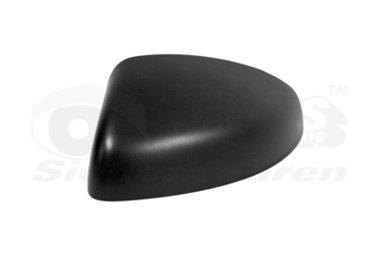 Kap voor buitenspiegel links | zwart Audi A1 (8X)