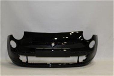Voorbumper Fiat 500   Nero Provocatore 891/B