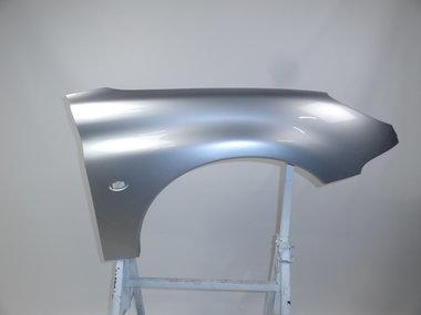 Spatbord rechtsvoor Peugeot 206CC | Gris aluminium  EZR   EZRC