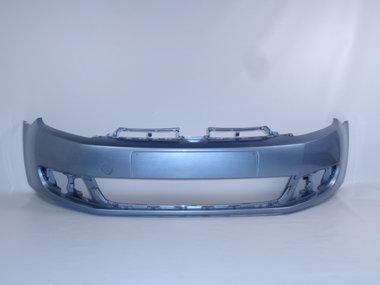 Voorbumper Volkswagen Golf 6 SHARK BLUE  5R5R