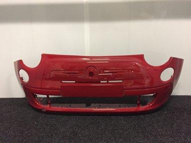 Voorbumper Fiat 500 | Rosso Sfrontato  111/A