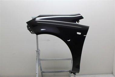 Spatbord linksvoor Opel Corsa D | Black sapphire  Z20R