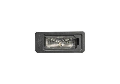 Plaatverlichting rechts & links 11/2016+ LED Audi A1 (8X)