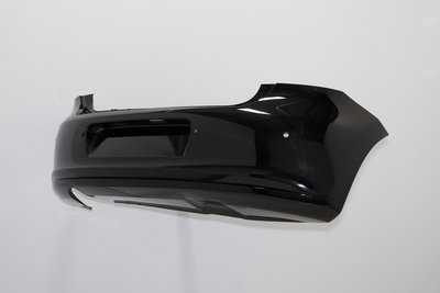 VW Polo 6R achterbumper BLACK - PDC - SPORT