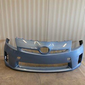 Voorbumper Toyota Prius Artic Blue (8W1)