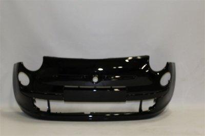 Voorbumper Fiat 500 | Nero Provocatore 891/B