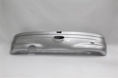 Achterbumper Peugeot 206 Gris aluminium  EZR