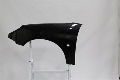 Spatbord linksvoor Peugeot 206 NOIR OBSIDIEN (EXL)